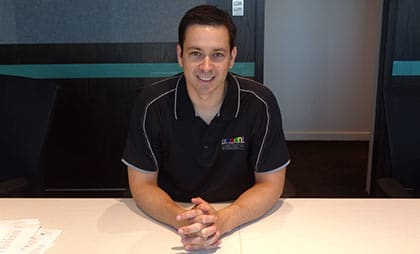 Mark Scown - Business Development Manager