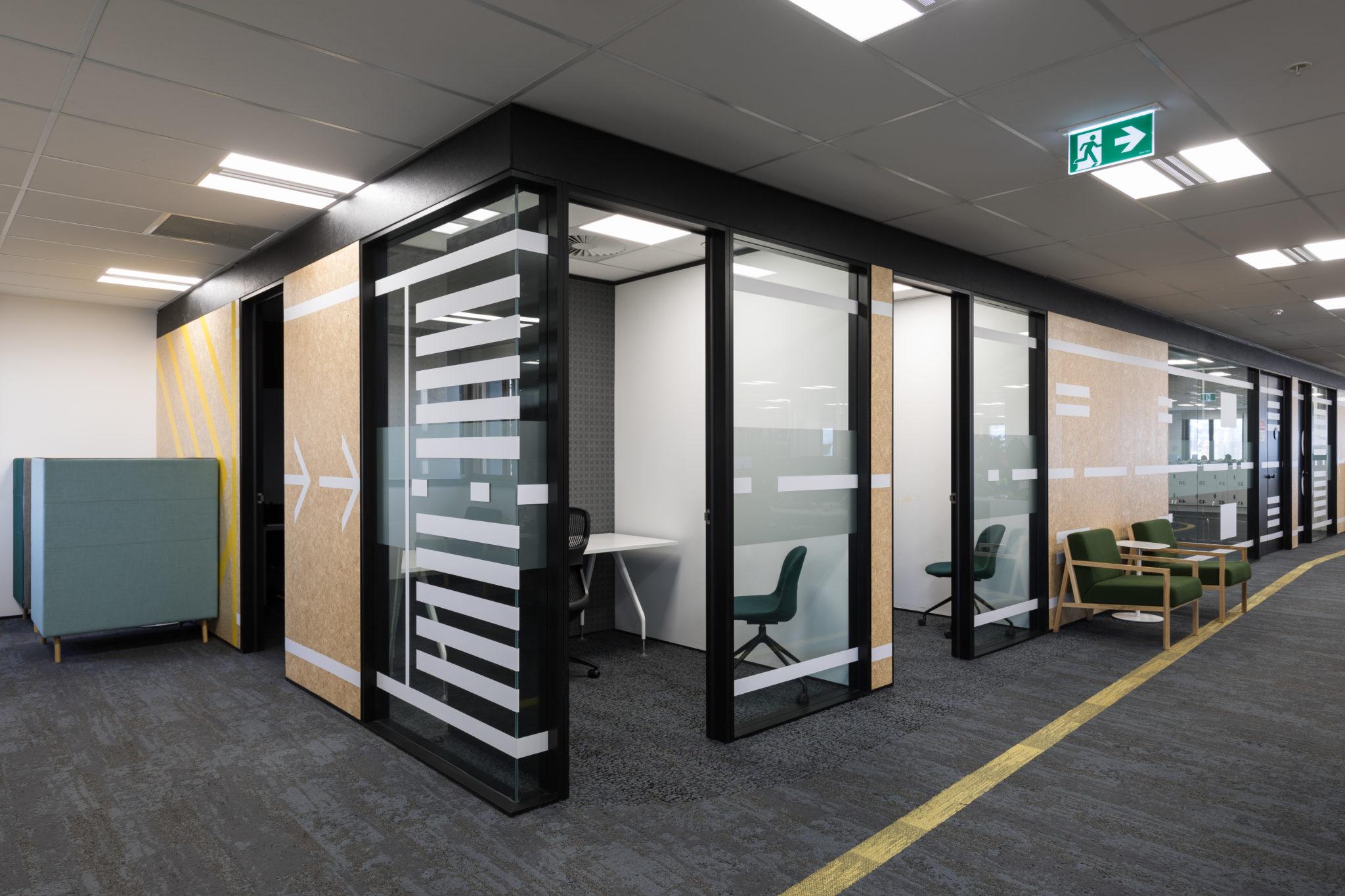 Air NZ interior construction