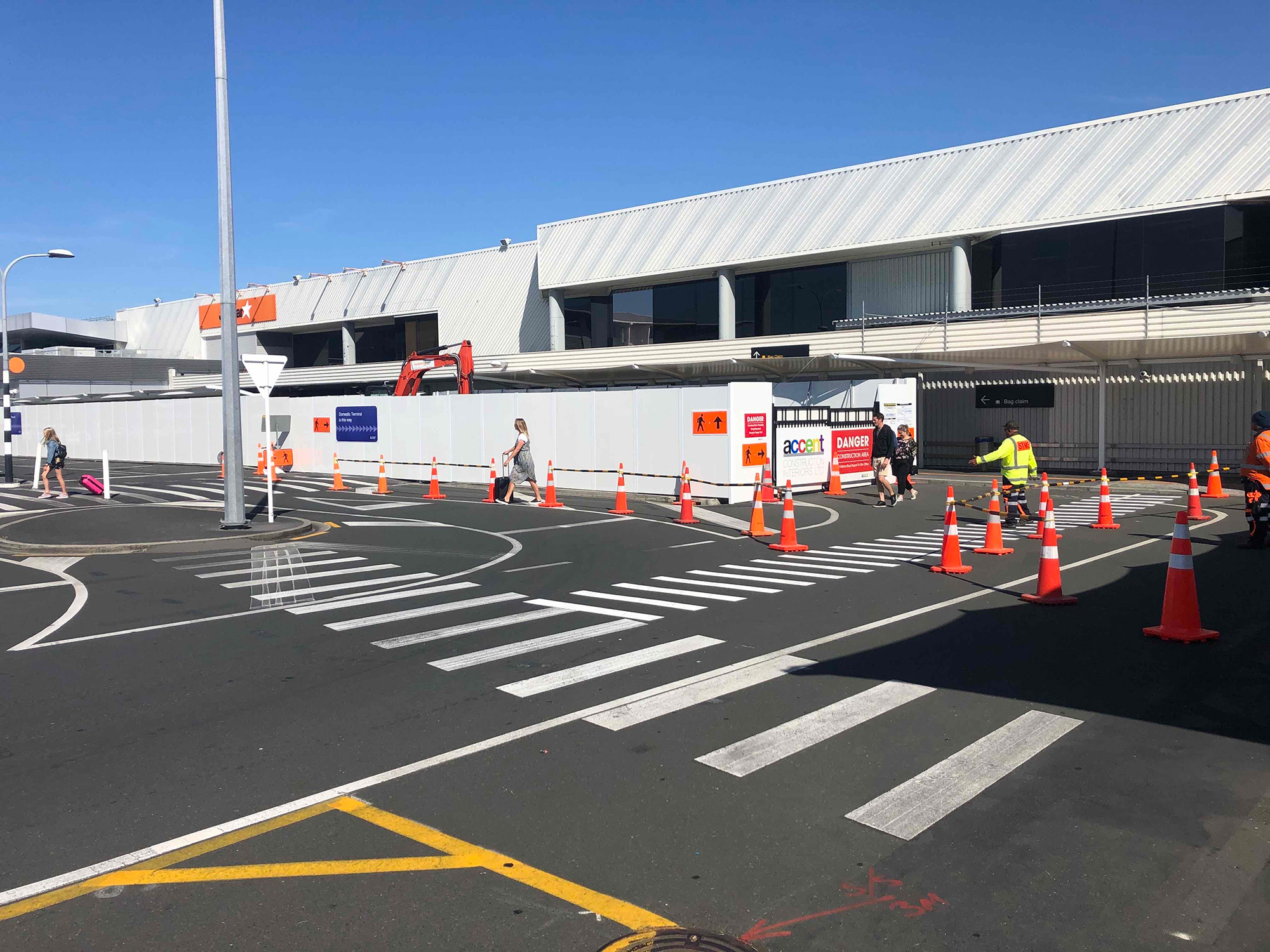 Auckland Airport Domestic Terminal Building Expansion